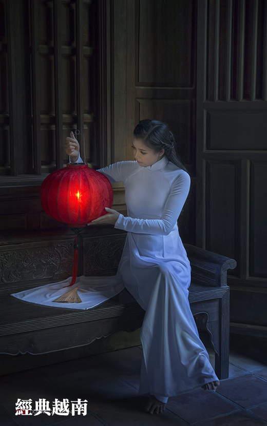 攝影師眼中明媚動人的越南新娘